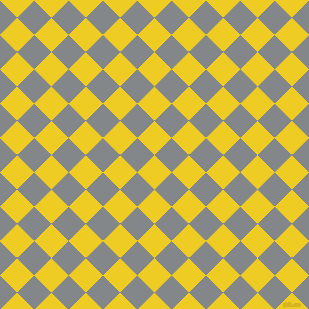 45/135 degree angle diagonal checkered chequered squares checker pattern checkers background, 50 pixel squares size, , Broom and Aluminium checkers chequered checkered squares seamless tileable