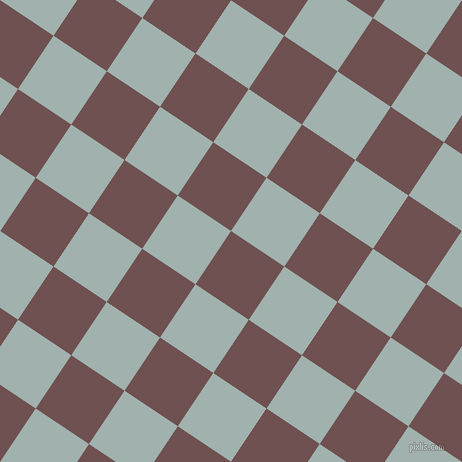 56/146 degree angle diagonal checkered chequered squares checker pattern checkers background, 64 pixel square size, , Buccaneer and Conch checkers chequered checkered squares seamless tileable