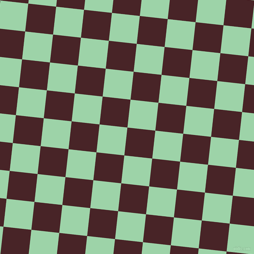 84/174 degree angle diagonal checkered chequered squares checker pattern checkers background, 58 pixel squares size, , Bulgarian Rose and Chinook checkers chequered checkered squares seamless tileable