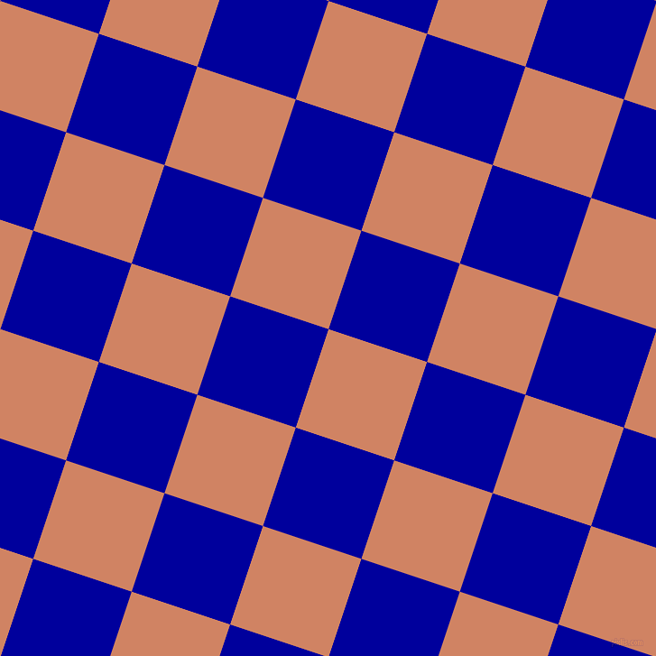 72/162 degree angle diagonal checkered chequered squares checker pattern checkers background, 115 pixel square size, , Burning Sand and New Midnight Blue checkers chequered checkered squares seamless tileable