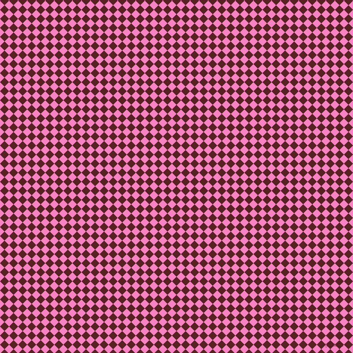 45/135 degree angle diagonal checkered chequered squares checker pattern checkers background, 13 pixel square size, , Burnt Crimson and Tea Rose checkers chequered checkered squares seamless tileable