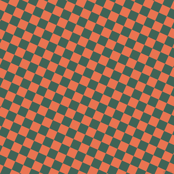 66/156 degree angle diagonal checkered chequered squares checker pattern checkers background, 37 pixel squares size, , Burnt Sienna and Stromboli checkers chequered checkered squares seamless tileable