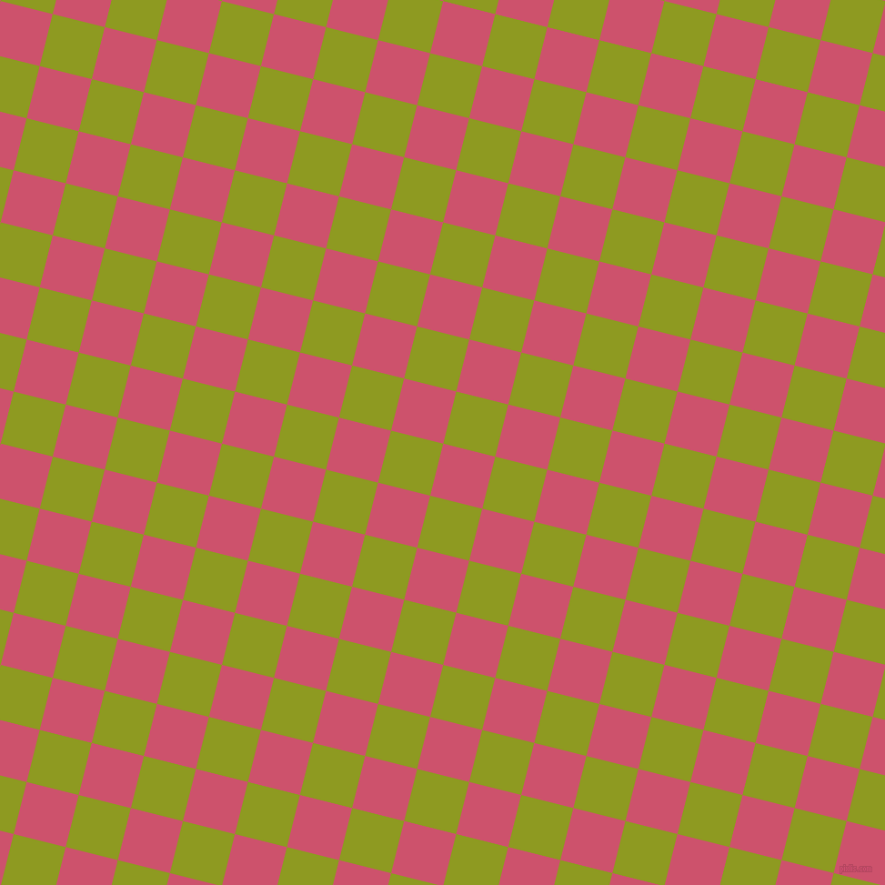 76/166 degree angle diagonal checkered chequered squares checker pattern checkers background, 59 pixel square size, , Cabaret and Citron checkers chequered checkered squares seamless tileable
