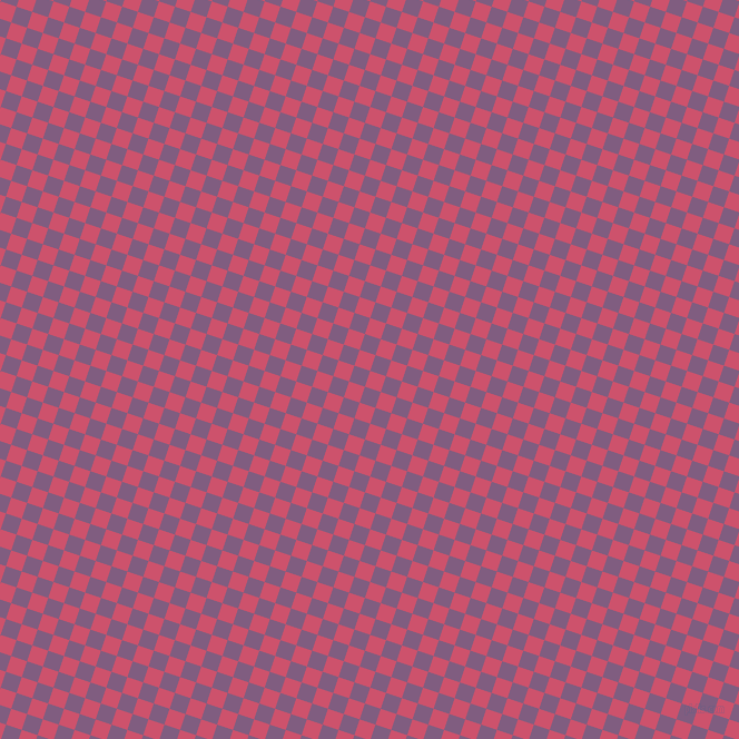 72/162 degree angle diagonal checkered chequered squares checker pattern checkers background, 15 pixel square size, , Cabaret and Trendy Pink checkers chequered checkered squares seamless tileable