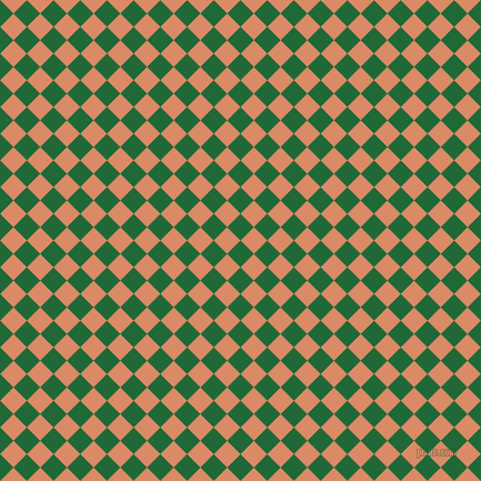 45/135 degree angle diagonal checkered chequered squares checker pattern checkers background, 17 pixel square size, , Camarone and Copper checkers chequered checkered squares seamless tileable