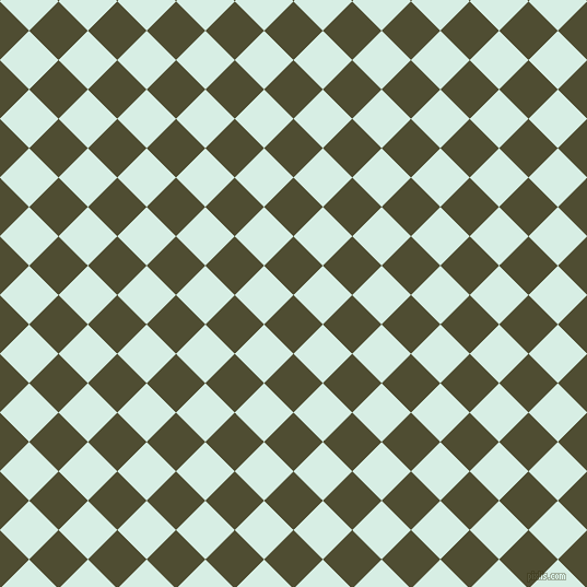 45/135 degree angle diagonal checkered chequered squares checker pattern checkers background, 38 pixel squares size, , Camouflage and White Ice checkers chequered checkered squares seamless tileable
