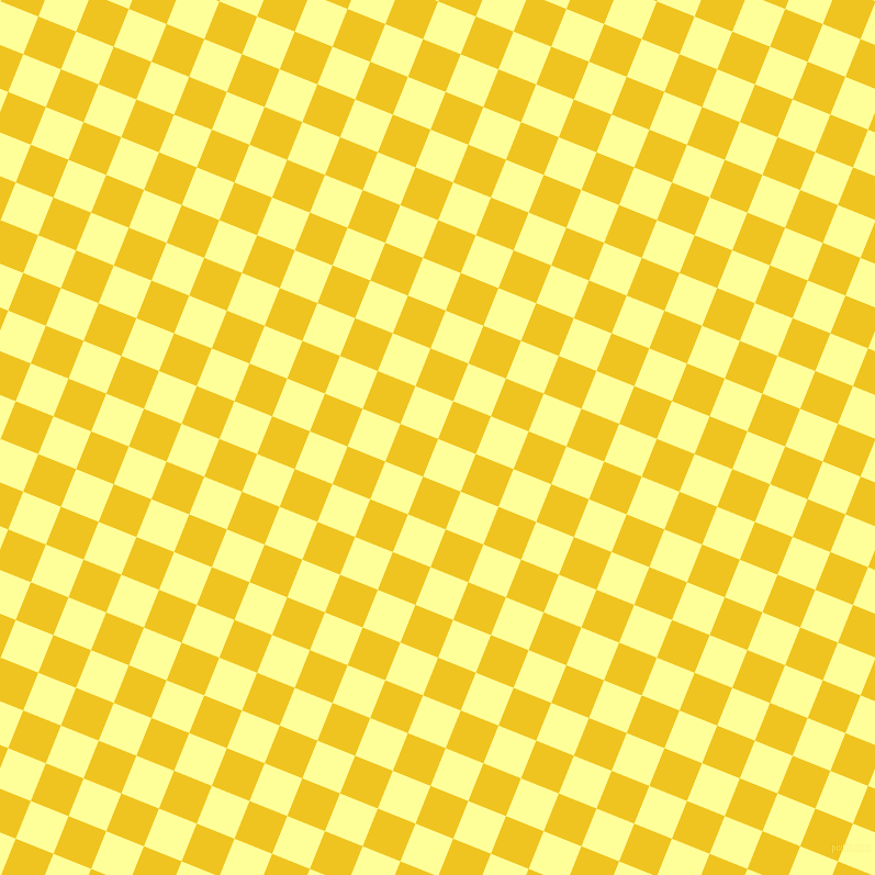 68/158 degree angle diagonal checkered chequered squares checker pattern checkers background, 37 pixel square size, , Canary and Moon Yellow checkers chequered checkered squares seamless tileable