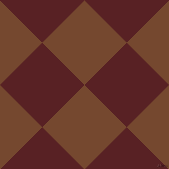 45/135 degree angle diagonal checkered chequered squares checker pattern checkers background, 192 pixel squares size, , Cape Palliser and Burnt Crimson checkers chequered checkered squares seamless tileable