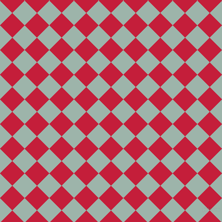 45/135 degree angle diagonal checkered chequered squares checker pattern checkers background, 36 pixel square size, , Cardinal and Skeptic checkers chequered checkered squares seamless tileable