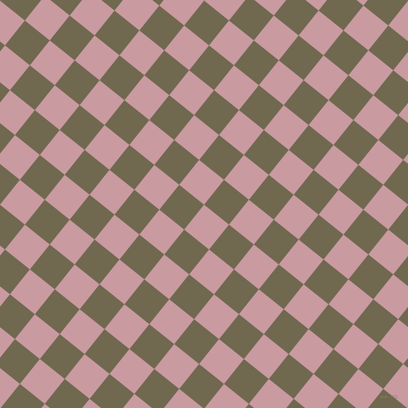 51/141 degree angle diagonal checkered chequered squares checker pattern checkers background, 65 pixel squares size, , Careys Pink and Crocodile checkers chequered checkered squares seamless tileable