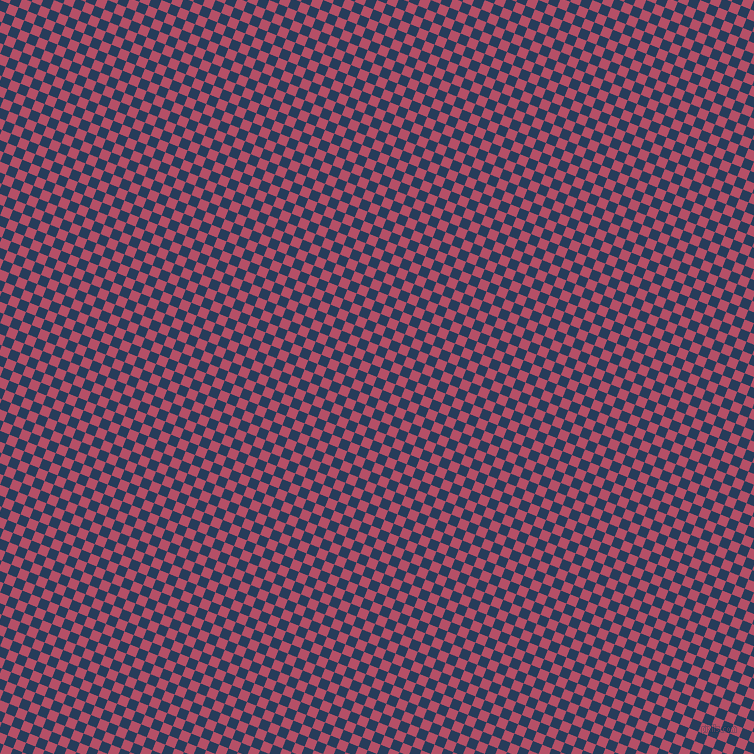 68/158 degree angle diagonal checkered chequered squares checker pattern checkers background, 10 pixel square size, , Catalina Blue and Blush checkers chequered checkered squares seamless tileable