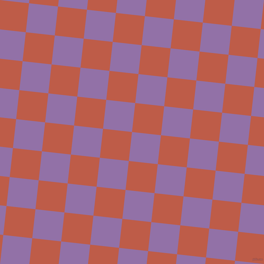 84/174 degree angle diagonal checkered chequered squares checker pattern checkers background, 101 pixel squares size, Ce Soir and Flame Pea checkers chequered checkered squares seamless tileable