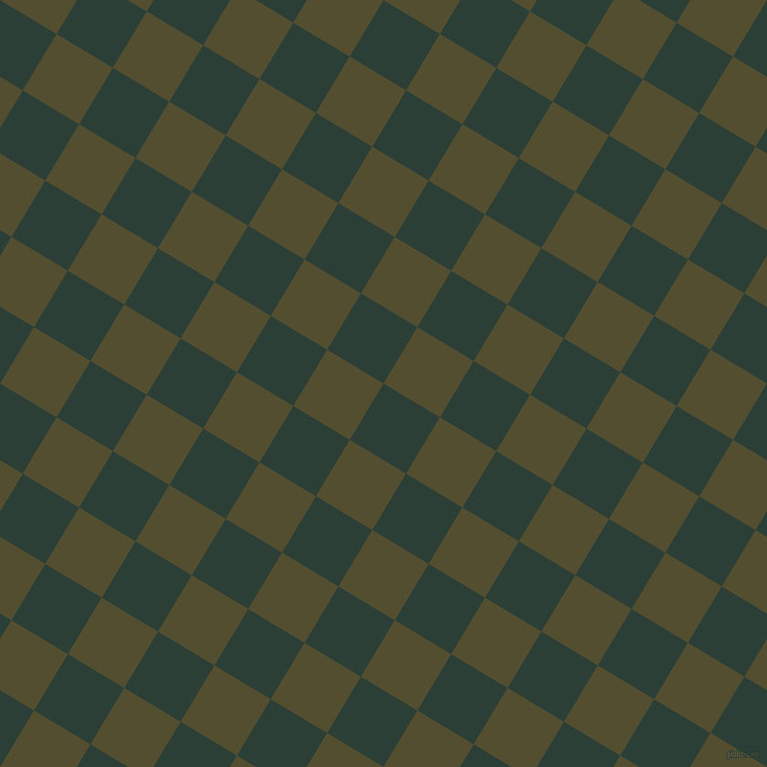 59/149 degree angle diagonal checkered chequered squares checker pattern checkers background, 72 pixel squares size, , Celtic and Thatch Green checkers chequered checkered squares seamless tileable