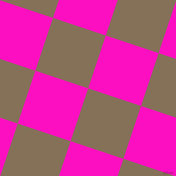 72/162 degree angle diagonal checkered chequered squares checker pattern checkers background, 193 pixel square size, , Cement and Shocking Pink checkers chequered checkered squares seamless tileable