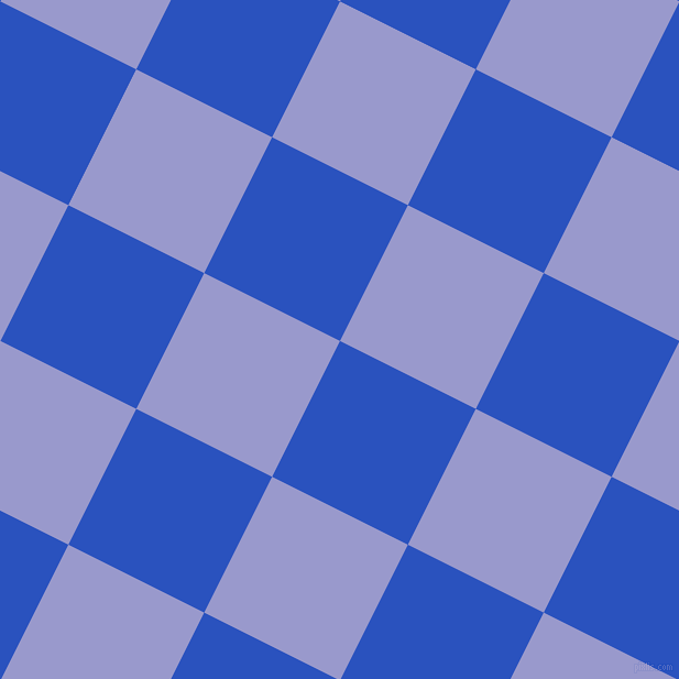 63/153 degree angle diagonal checkered chequered squares checker pattern checkers background, 138 pixel squares size, , Cerulean Blue and Blue Bell checkers chequered checkered squares seamless tileable