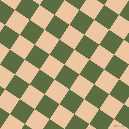56/146 degree angle diagonal checkered chequered squares checker pattern checkers background, 70 pixel squares size, , Chalet Green and Negroni checkers chequered checkered squares seamless tileable