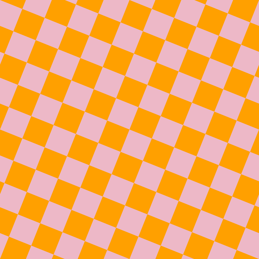 68/158 degree angle diagonal checkered chequered squares checker pattern checkers background, 83 pixel square size, , Chantilly and Orange Peel checkers chequered checkered squares seamless tileable
