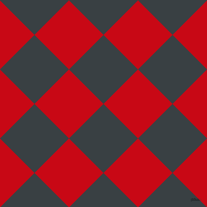 45/135 degree angle diagonal checkered chequered squares checker pattern checkers background, 166 pixel square size, , Charade and Venetian Red checkers chequered checkered squares seamless tileable