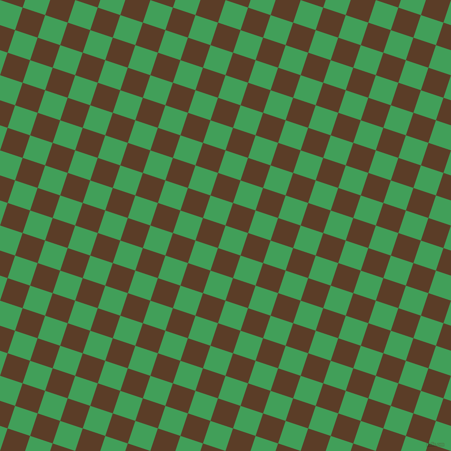 72/162 degree angle diagonal checkered chequered squares checker pattern checkers background, 47 pixel square size, , Chateau Green and Bracken checkers chequered checkered squares seamless tileable