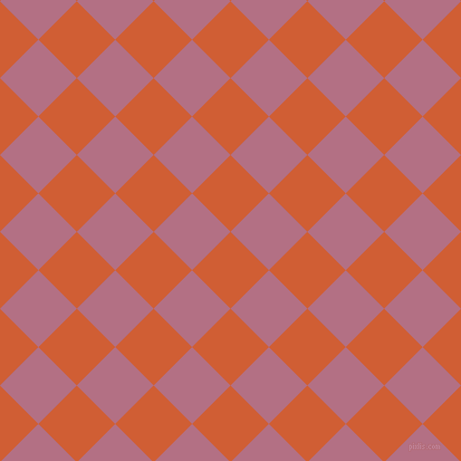 45/135 degree angle diagonal checkered chequered squares checker pattern checkers background, 60 pixel squares size, , Chilean Fire and Tapestry checkers chequered checkered squares seamless tileable