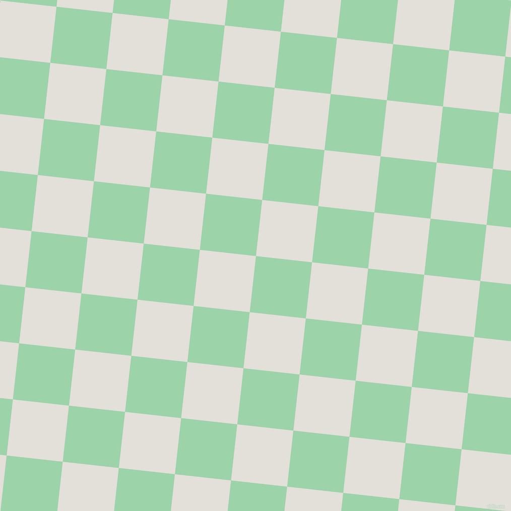 84/174 degree angle diagonal checkered chequered squares checker pattern checkers background, 112 pixel square size, , Chinook and Vista White checkers chequered checkered squares seamless tileable
