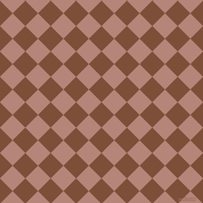 45/135 degree angle diagonal checkered chequered squares checker pattern checkers background, 36 pixel squares size, , Cigar and Brandy Rose checkers chequered checkered squares seamless tileable