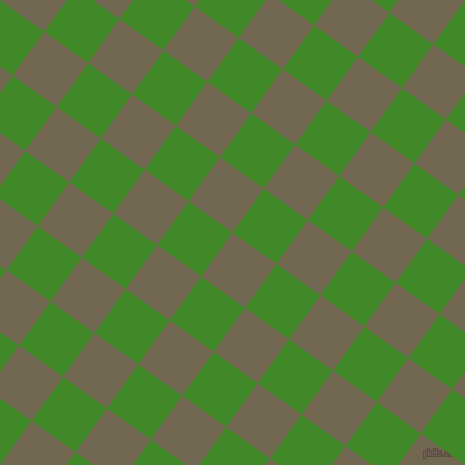 54/144 degree angle diagonal checkered chequered squares checker pattern checkers background, 54 pixel square size, Coffee and La Palma checkers chequered checkered squares seamless tileable