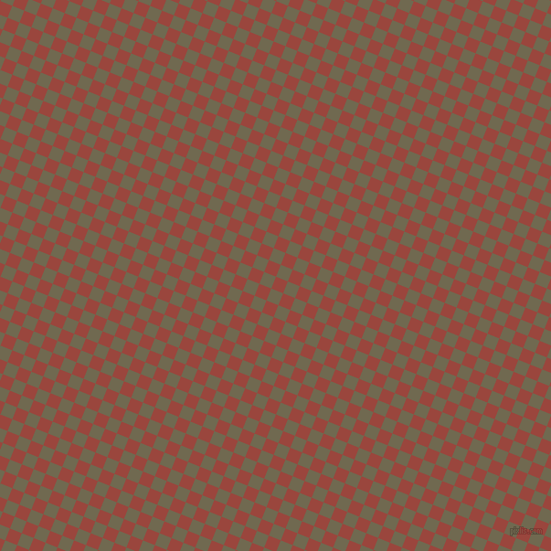 68/158 degree angle diagonal checkered chequered squares checker pattern checkers background, 14 pixel squares size, , Cognac and Crocodile checkers chequered checkered squares seamless tileable
