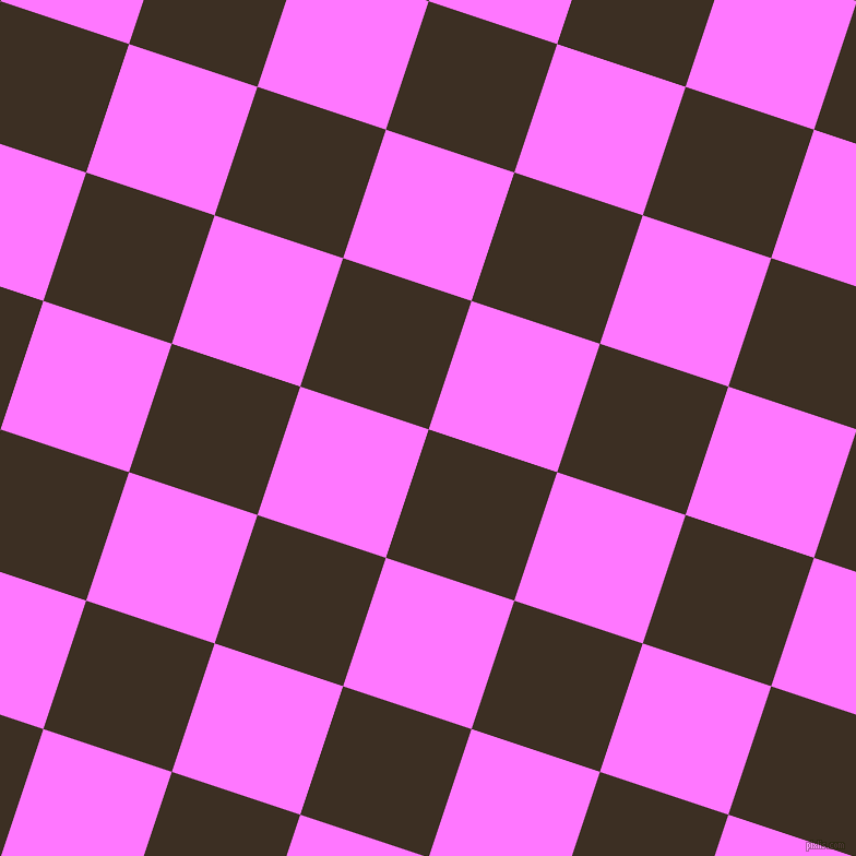 72/162 degree angle diagonal checkered chequered squares checker pattern checkers background, 124 pixel square size, , Cola and Fuchsia Pink checkers chequered checkered squares seamless tileable