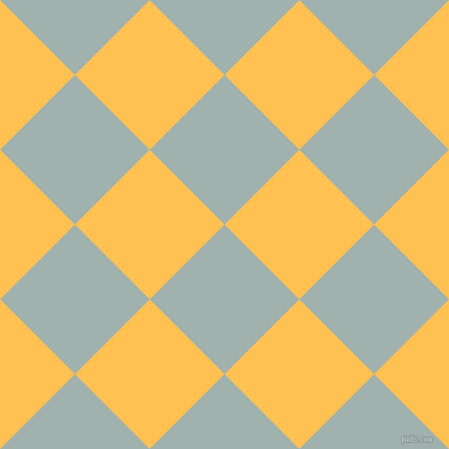 45/135 degree angle diagonal checkered chequered squares checker pattern checkers background, 119 pixel squares size, , Conch and Golden Tainoi checkers chequered checkered squares seamless tileable