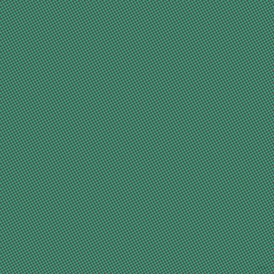 73/163 degree angle diagonal checkered chequered squares checker pattern checkers background, 6 pixel squares size, , Cork and Jungle Green checkers chequered checkered squares seamless tileable