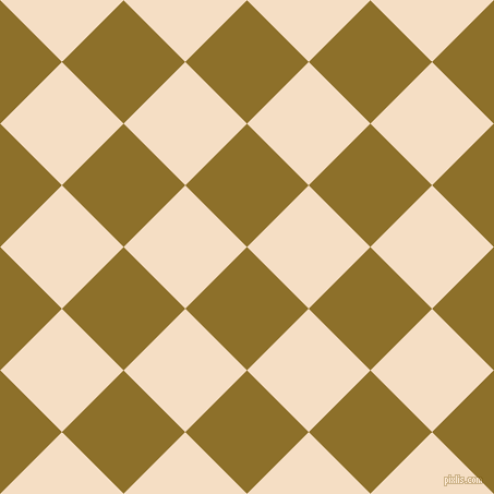45/135 degree angle diagonal checkered chequered squares checker pattern checkers background, 80 pixel squares size, , Corn Harvest and Sazerac checkers chequered checkered squares seamless tileable