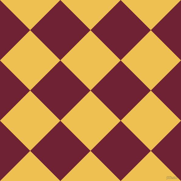 45/135 degree angle diagonal checkered chequered squares checker pattern checkers background, 140 pixel squares size, , Cream Can and Claret checkers chequered checkered squares seamless tileable