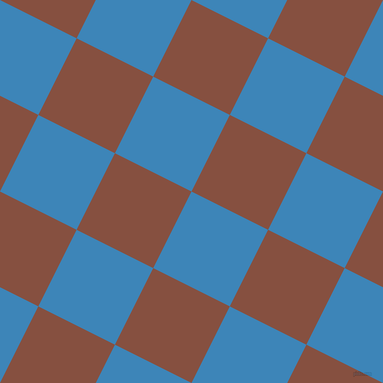 63/153 degree angle diagonal checkered chequered squares checker pattern checkers background, 167 pixel squares size, , Curious Blue and Ironstone checkers chequered checkered squares seamless tileable