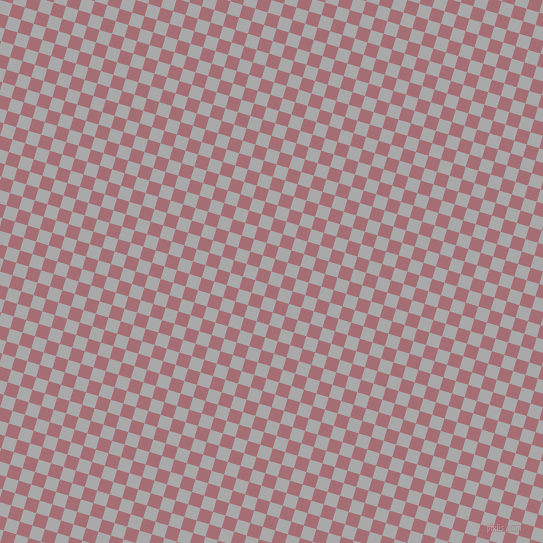 73/163 degree angle diagonal checkered chequered squares checker pattern checkers background, 13 pixel squares size, , Dark Gray and Turkish Rose checkers chequered checkered squares seamless tileable