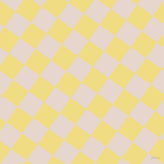 54/144 degree angle diagonal checkered chequered squares checker pattern checkers background, 75 pixel square size, , Dawn Pink and Buff checkers chequered checkered squares seamless tileable
