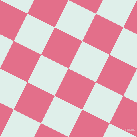 63/153 degree angle diagonal checkered chequered squares checker pattern checkers background, 107 pixel square size, , Deep Blush and Clear Day checkers chequered checkered squares seamless tileable