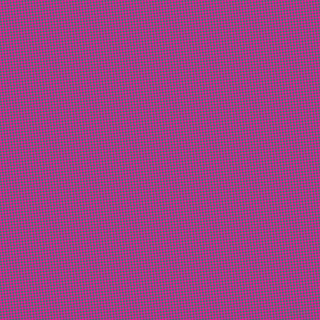 51/141 degree angle diagonal checkered chequered squares checker pattern checkers background, 3 pixel squares size, , Deep Pink and Ming checkers chequered checkered squares seamless tileable