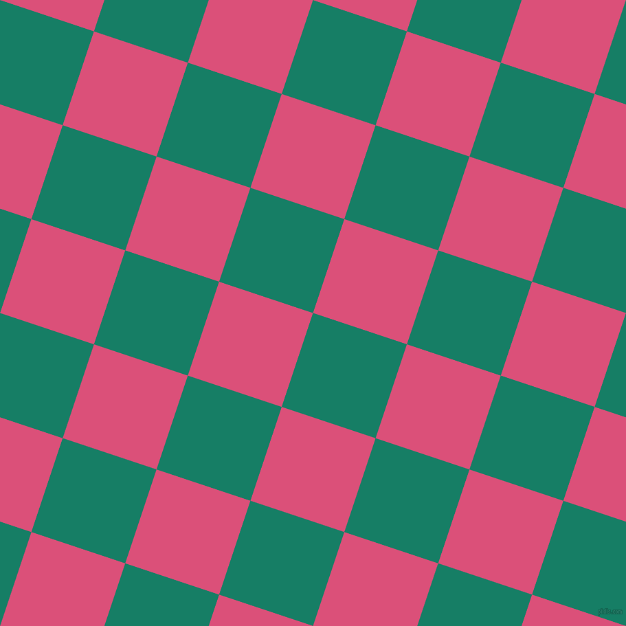 72/162 degree angle diagonal checkered chequered squares checker pattern checkers background, 144 pixel square size, , Deep Sea and Cranberry checkers chequered checkered squares seamless tileable