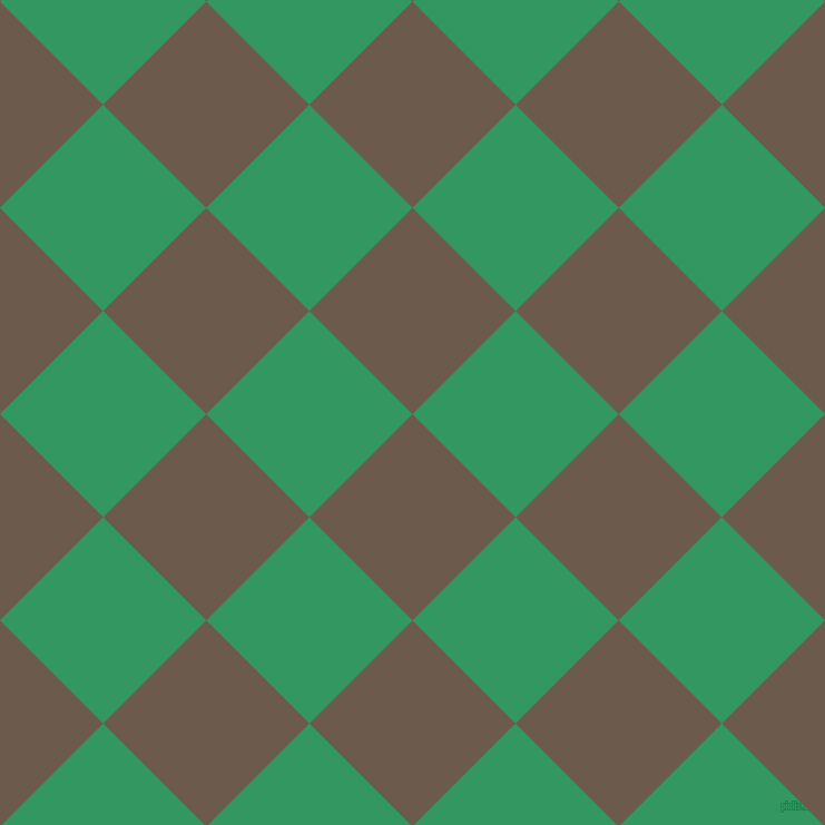45/135 degree angle diagonal checkered chequered squares checker pattern checkers background, 131 pixel squares size, , Domino and Eucalyptus checkers chequered checkered squares seamless tileable