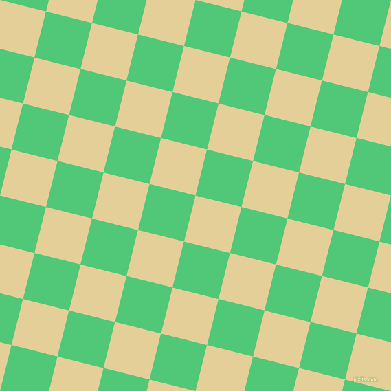 76/166 degree angle diagonal checkered chequered squares checker pattern checkers background, 69 pixel square size, , Double Colonial White and Emerald checkers chequered checkered squares seamless tileable