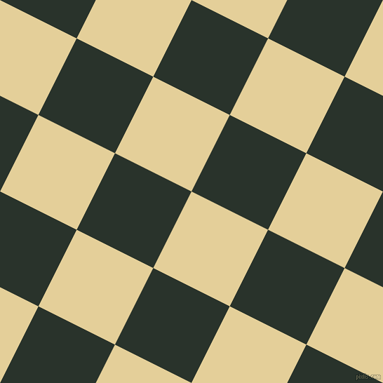63/153 degree angle diagonal checkered chequered squares checker pattern checkers background, 122 pixel square size, , Double Colonial White and Gordons Green checkers chequered checkered squares seamless tileable
