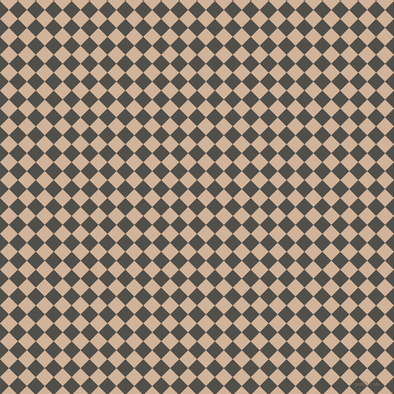 45/135 degree angle diagonal checkered chequered squares checker pattern checkers background, 18 pixel square size, , Dune and Cashmere checkers chequered checkered squares seamless tileable