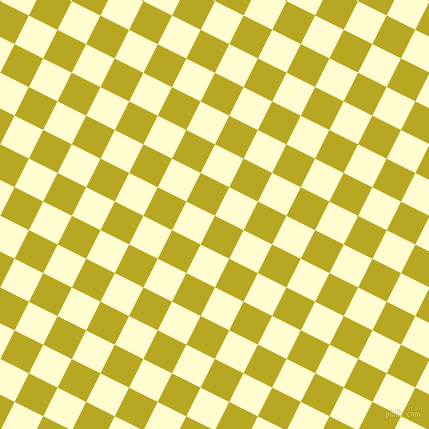 63/153 degree angle diagonal checkered chequered squares checker pattern checkers background, 32 pixel square size, , Earls Green and Cream checkers chequered checkered squares seamless tileable