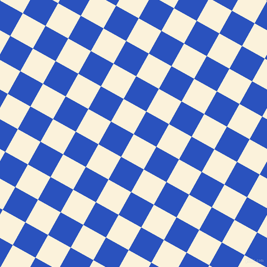 61/151 degree angle diagonal checkered chequered squares checker pattern checkers background, 51 pixel squares size, , Early Dawn and Cerulean Blue checkers chequered checkered squares seamless tileable