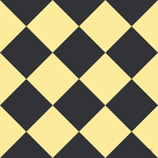 45/135 degree angle diagonal checkered chequered squares checker pattern checkers background, 119 pixel square size, , Ebony and Drover checkers chequered checkered squares seamless tileable