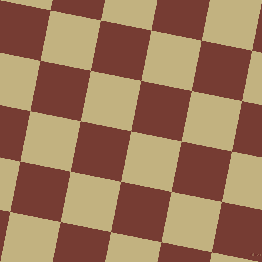 79/169 degree angle diagonal checkered chequered squares checker pattern checkers background, 175 pixel square size, , Ecru and Crown Of Thorns checkers chequered checkered squares seamless tileable