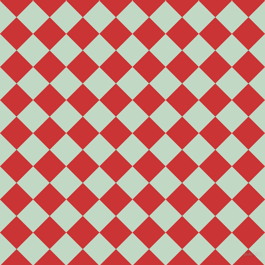 45/135 degree angle diagonal checkered chequered squares checker pattern checkers background, 48 pixel squares size, , Edgewater and Mahogany checkers chequered checkered squares seamless tileable