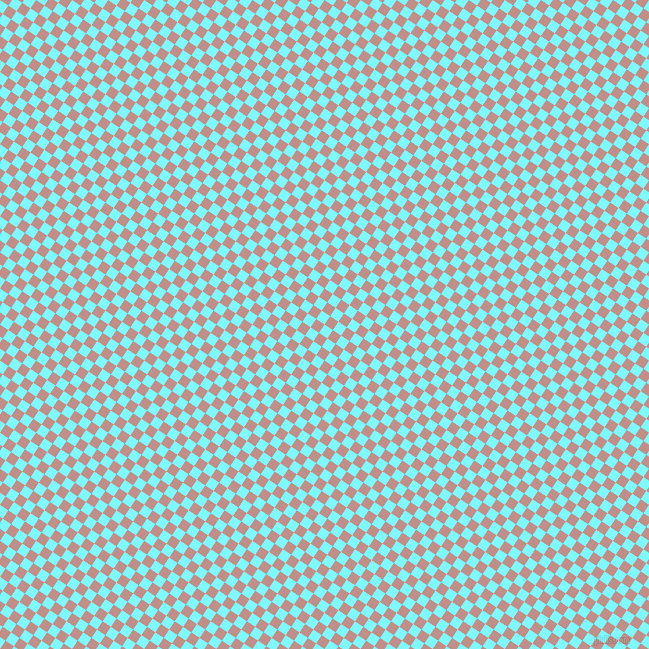 56/146 degree angle diagonal checkered chequered squares checker pattern checkers background, 10 pixel squares size, , Electric Blue and Oriental Pink checkers chequered checkered squares seamless tileable