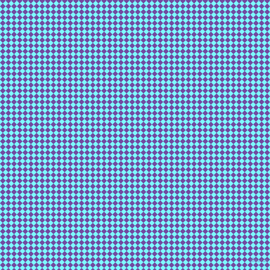 45/135 degree angle diagonal checkered chequered squares checker pattern checkers background, 8 pixel squares size, , Electric Blue and Studio checkers chequered checkered squares seamless tileable